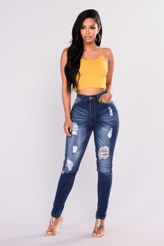 Swans Style is the top online fashion store for women. Shop sexy club dresses, jeans, shoes, bodysuits, skirts and more. Denim Fashion, Fashion Outfits, Womens Fashion, Ladies Fashion, Fashion Ideas, Women With Beautiful Legs, Fashion Nova Tops, Bodysuit Fashion, Teenager Outfits