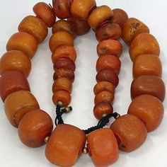 Large Antique Amber Bead --mostly Baltic http://www.ancient-beadart.com/descriptions.php?id=oamb1