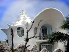 #Casas #raras, #extrañas