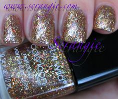 24 Carats from the Wet n Wild Ice Baby collection. I love this!