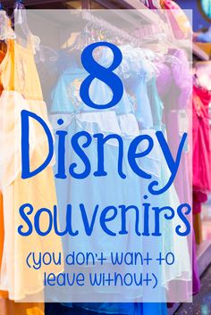 8 Disney souvenirs you don't want to leave without | Such the Spot