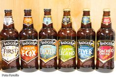 Badger Ales Brewery Tour-At-Home - Pete Drinks reviews all of the Badger Ales range of beers