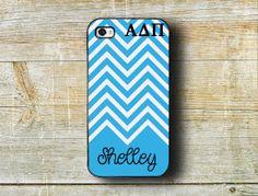 Alpha Delta Pi sorority gift idea  Iphone case by #PreppyCentral #alphadeltapi #sororitygiftidea