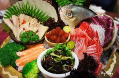 武暖餐廳  電話:03-9306757  地址︰宜蘭縣礁溪鄉武暖路121號 Taiwan, Fish, Meat, Pisces