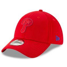 promo code 853ec 2cdff Men s Philadelphia Phillies New Era Red 2019 Clubhouse Collection 39THIRTY  Flex Hat, Your Price   29.99