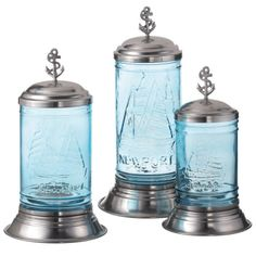 Canister Jars For Bathroom