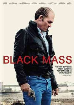 Black Mass (Watched it on a plane).