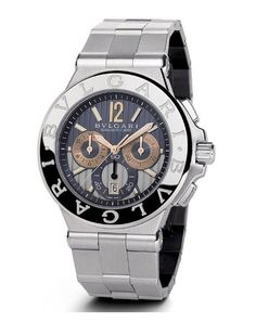 327f17e36d04 8 Best BEST BVLGARI WATCHES TO OWN (FOR MEN) images   Cool clocks ...