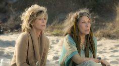 The 'Grace And Frankie' Peyote Scene Proves That Age Ain't Nothing But A Number | Bustle