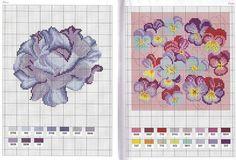 Gallery.ru / Фото #2 - Цветы DMC - ZinaidaR