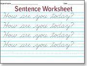 free cursive words worksheets printable k5 learning for julia cursive writing worksheets. Black Bedroom Furniture Sets. Home Design Ideas