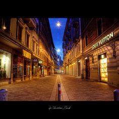 Lugano City by Christian Merk on 500px