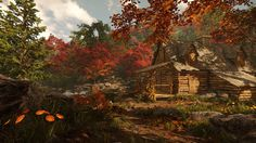 ArtStation - CryEngine 3 Environment, Per Bellersen
