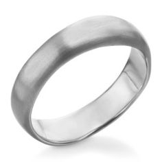 Anne Sportun - Organic Collection 18K White Gold Wedding Band