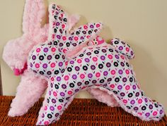 królik maskotka przytulaki hand made