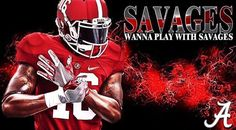 "Bama's new ""Call to Arms"".......'17 class bringing #Savages to Tuscaloosa. Who's…"