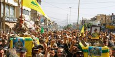 Hezbollah to Trump: 'We fight terrorism while the U.S. supports it' #World #iNewsPhoto