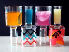 Wine-Shot Glasses