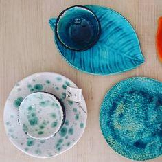 Ceramic mobbing set