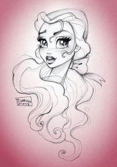 Belle by Darko