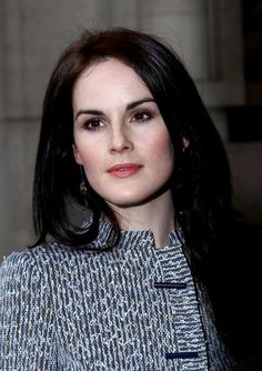 Michelle Dockery Photo - Celebs Arrive at the Armani Show in Paris