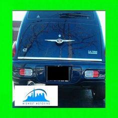 312 Motoring fits 2000-2005 Chrysler PT Cruiser Chrome BELTLINE Trim 10PC 2001 2002 2003 2004 00 01 02 03 04 05 GT Limited Touring Convertible