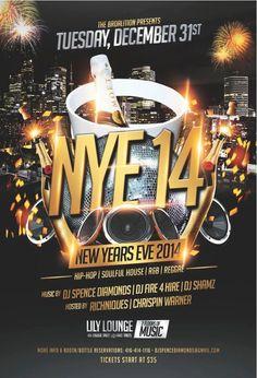 December 31, 2013 I Party, Hip Hop, December, Parties, Entertaining, Music, Fiestas, Musica, Musik