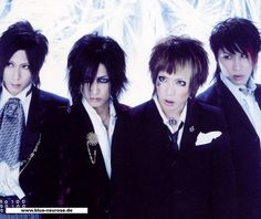 SID - Japanese band. Would be great to see in concert. They do songs for Black Butler :)