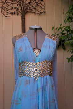 Daenerys Targaryen Belt and Shoulder Costume by twowhitewolves, $115.00