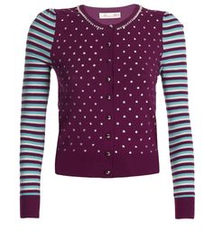 It's The Magic Hour Cardi Season aw13 By Alannah Hill Online From $169.00 In Knitwear - Clothing