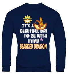 "# Beautiful Day With BEARDED DRAGON .  HOW TO ORDER:1. Select the style and color you want2. Click ""Buy it now""3. Select size and quantity4. Enter shipping and billing information5. Done! Simple as that!TIPS: Buy 2 or more to save shipping cost!This is printable if you purchase only one piece. so don't worry, you will get yours.Guaranteed safe and secure checkout via:  Paypal 