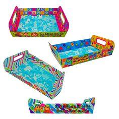 Creative Gifts, Ideas Para, Cupcakes, Disney, Decorated Boxes, Decorations, Cupcake Cakes, Cup Cakes, Disney Art