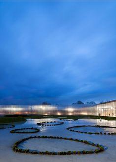 Musée du Louvre-Lens Kazuyo Sejima + Ryue Nishizawa / SANAA, Studio Adrien Gardère, Mosbach Paysagistes