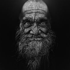 Amazing Series of Homeless People Portraits #portrait #photography