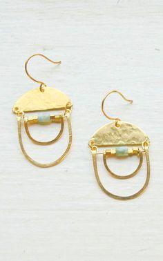 Geo Arch Earrings