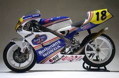 1993 Rothmans Honda NSR250 - repined by http://www.motorcyclehouse.com/ #MotorcycleHouse Should have been mine !!!!!!!!