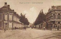 Antwerpsestraat. Kruispunt de vierwinden.