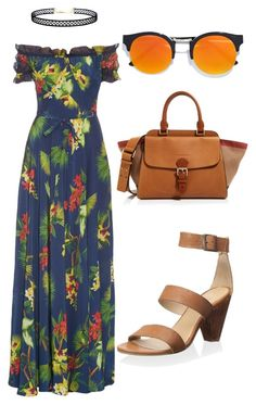 """""""Eid Look 2"""" by xeebae on Polyvore featuring Isolda, J Shoes, Burberry and LULUS"""