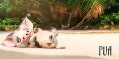 Oceania - Nuove foto introducono gli altri personaggi del film - Sw Tweens