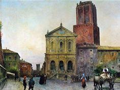 Chiesa di S. Caterina - Ettore Roesler Franz