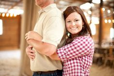 Southern Barn Engagement Session: Kassie   Rich