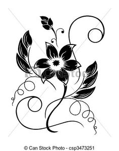 Simple flower designs black and white free download clip art black and white pattern art black and white pattern art art deco pattern black and white art nouveau pattern black and white mightylinksfo