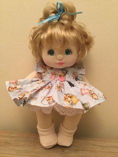 Vintage Mattel My Child Doll for sale online My Child Doll, Collectible Toys, Dolls For Sale, Soft Dolls, My Children, 1980s, Doll Clothes, Harajuku, Nostalgia