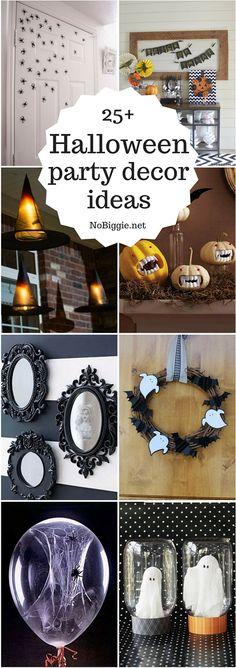 40 Easy to Make DIY Halloween Decor Ideas by lelia halloween - halloween party decoration ideas