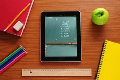 Implementing iPad technology in the classroom improves education and makes the perfect learning tool. Teaching Technology, Technology Integration, Educational Technology, Latest Technology, Classical Education, Elementary Education, Flipped Classroom, Classroom Ideas, Education System