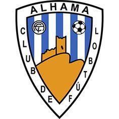 EF Alhama (Alhama de Murcia, España) #EFAlhama #Alhama #Murcia (L19485) Crests, Porsche Logo, Badge, Spain, Soccer, Football, Flags, Badges, Legends