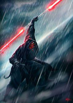 Star Wars. Darth Maul.