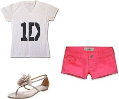 Fashion, created by lainey-brown on Polyvore One Directoin