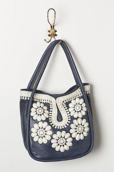 Dahl Tote #anthropologie