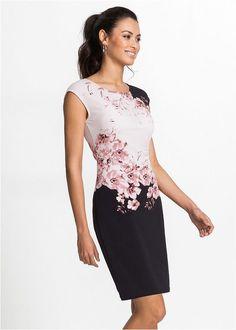 f1dd4892d1 Sukienka z kolekcji Bodyflirt świetna na wyjątkowe okazje letnią porą roku.  Przyciąga spojrzenia efektownym kwiatowym